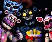 Игра Five nights at Freddy 3 играть бесплатно