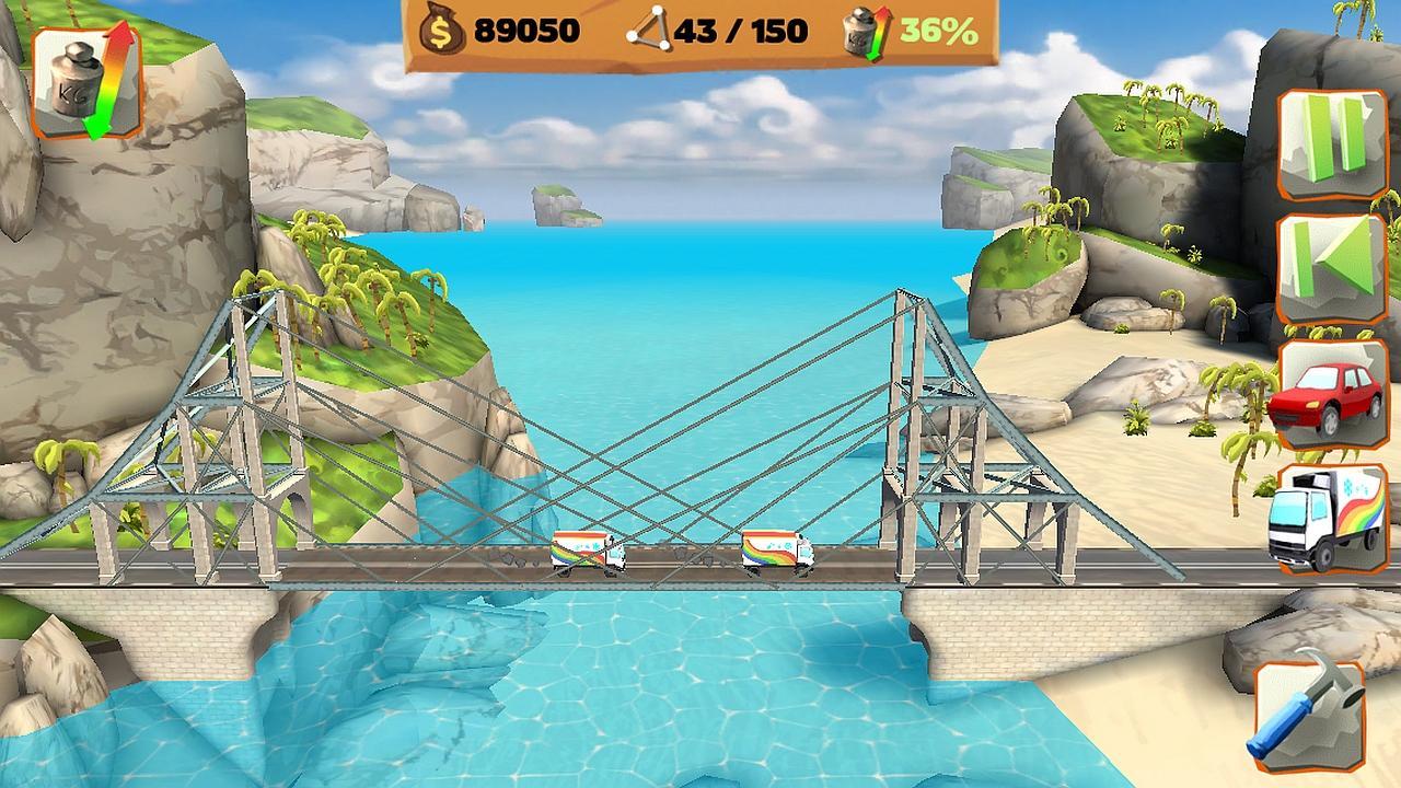 Игры строить мосты