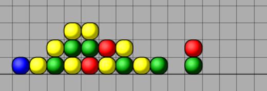 Игры Тетрис шарики