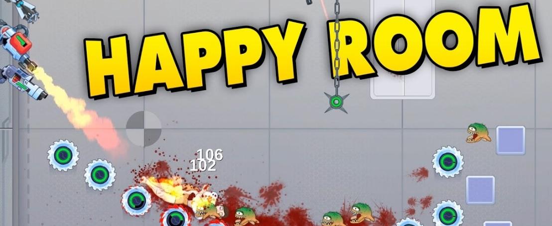 Игры Happy Room