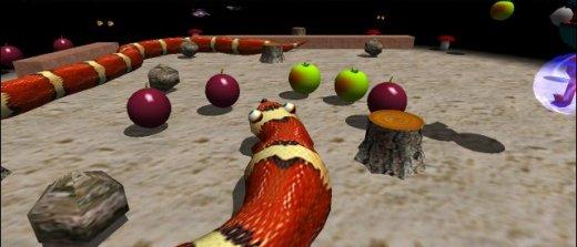 Игры змейка