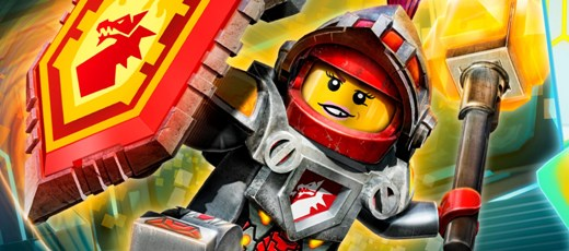 Игры Лего Нексо Найтс (Lego Nexo Nights)